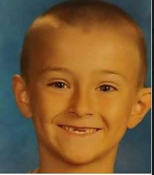 Missing Persons: 9-year-old Noah Thomas McIntosh, Male, White / Caucasian/ Riverside County