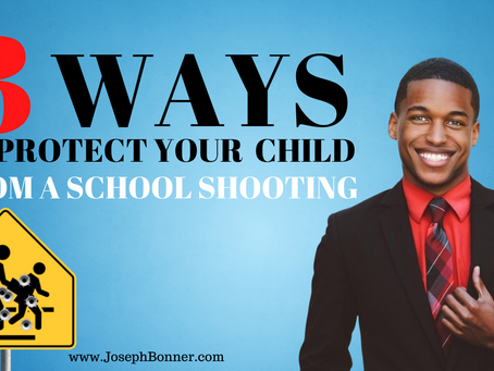 3 ways to protect your child from school shootings