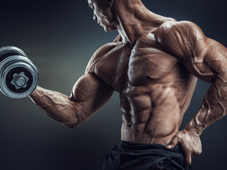 3 Secrets to Getting Bigger Arms