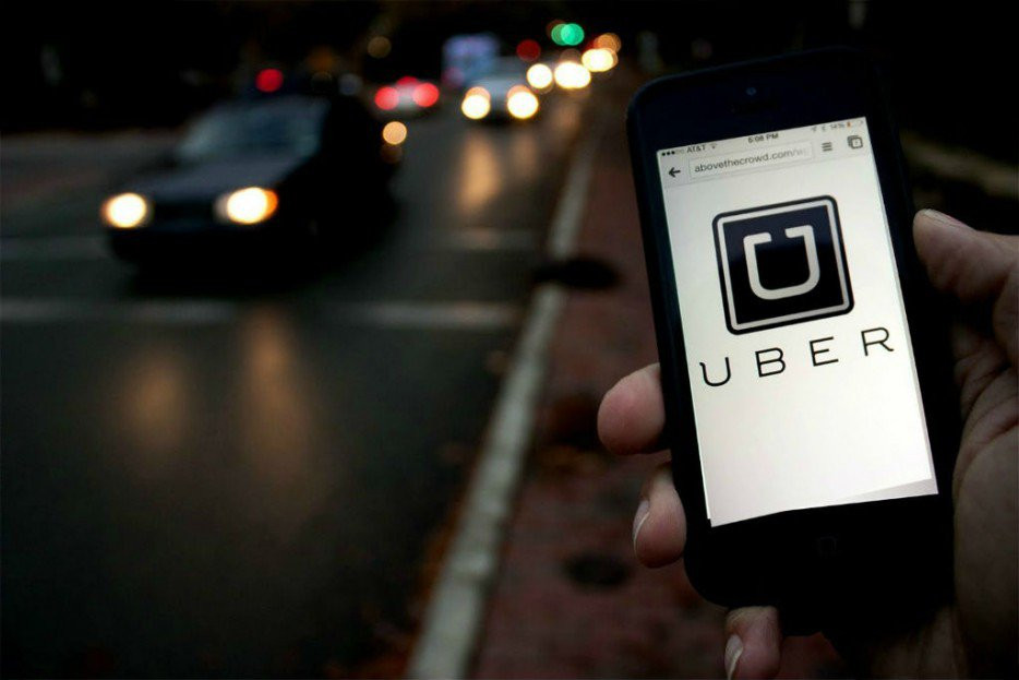 Ubers taxi license has been rejected in Brighton and Hove