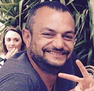 Airbnb guest victim, Ramis Jonuzi