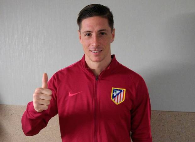 Atletico Madrid striker Fernando Torres comforts fans with a beautiful message on Twitter