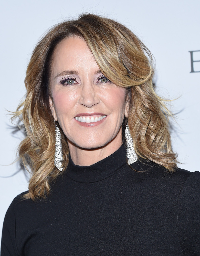 Actress Felicity Huffman pleads guilty in  admissions scandal
