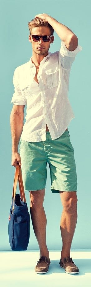 Men's Summer Fashion Outfits For 2018, GQ Magazine, LEGEND Magazine, Men's Style, Mens' Fashion 2018,