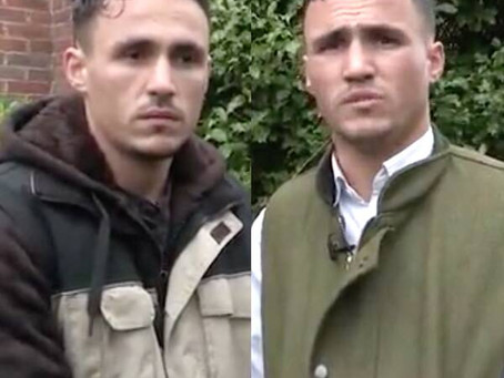 My Big Fat Gypsy Wedding Star Twins Billy and Joe Smith Dead at 32 After Likely Joint Suicide