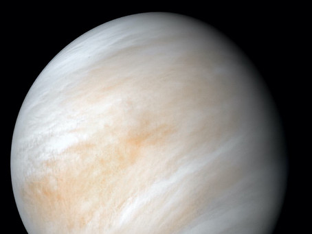 Life on Venus may have traveled from Earth on the back of an asteroid