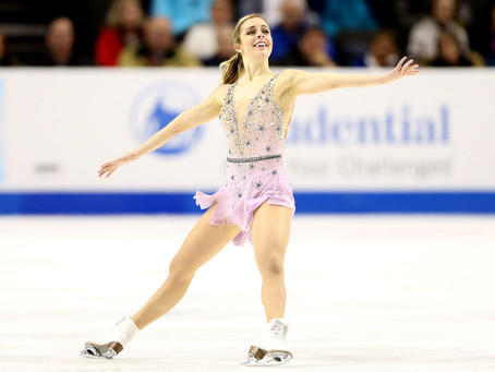 Olympic figure skater Ashley Wagner suffers from depression