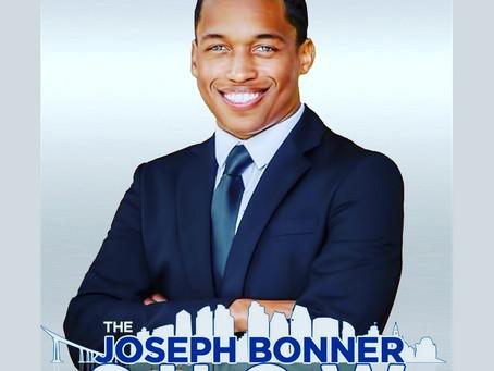 Joseph Bonner moves the Joseph Bonner Show to 5 days a week