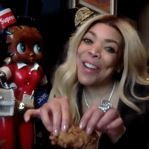 Wendy Williams Says TV Hosts Working From Home Look 'Disgusting'