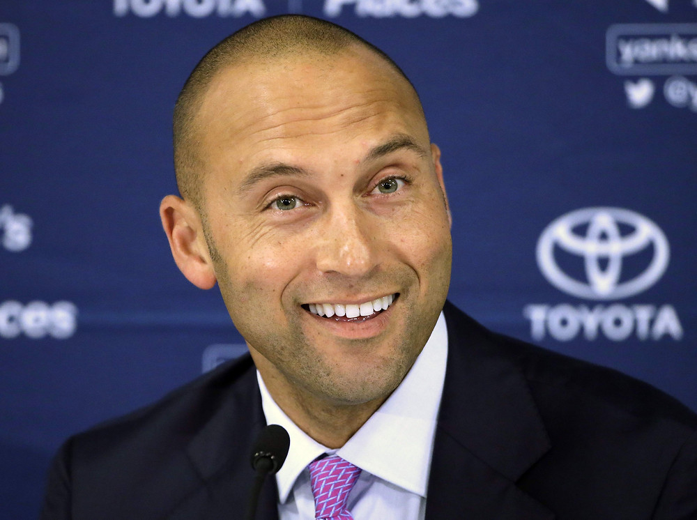 Derek Jeter is a new Dad  | Sports | News | LEGEND