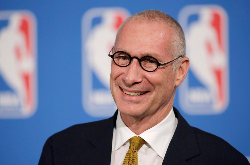 Report: ESPN president resigned over cocaine extortion plot