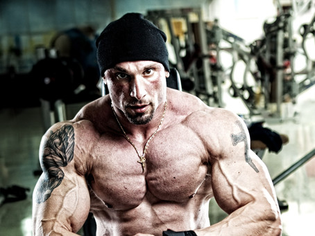 7 Exercises to Give You A Bigger Chest