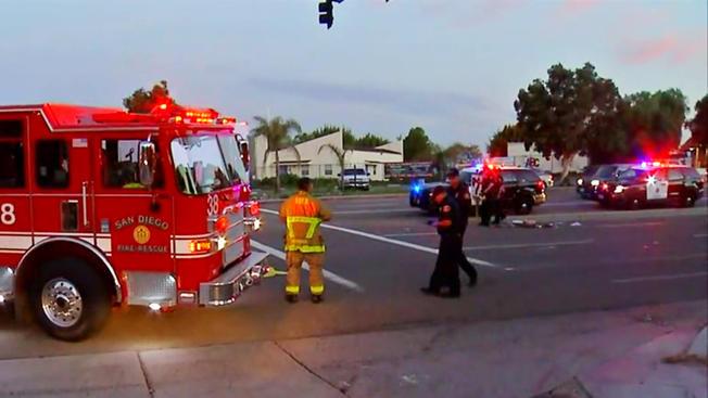 Car Hits Pedestrians San Diego News