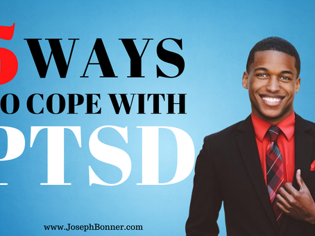 5 ways to cope with PTSD