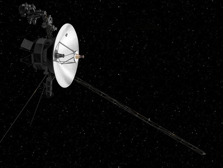 NASA reestablished contact with Voyager 2, over 11.6BN miles away