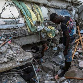 'You Are Not Alone,' Secretary-General Tells Haiti's People