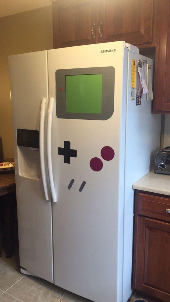 Nintendo Refrigerator