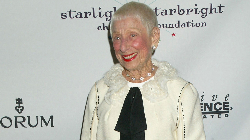 Steven Spielberg's Mother Leah Adler Dead at 97