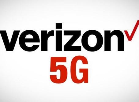 Verizon to launch 5G wireless broadband service
