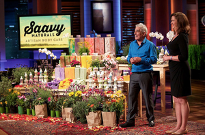 From Shark Tank to brand name -Saavy Naturals, LEGEND MENS MAGAZINE