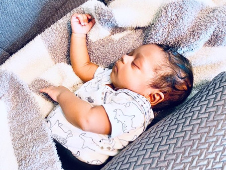 Bow Wow shares adorable photo of his newborn baby boy
