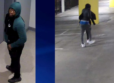 """Photos of """"violent kidnapping suspects"""" who kidnapped 2 people inside an Atlanta parking g"""