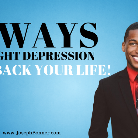 5 sure ways to fight depression