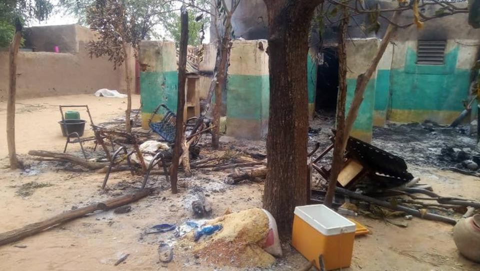 Mali Village Massacre Leaves 134 Dead