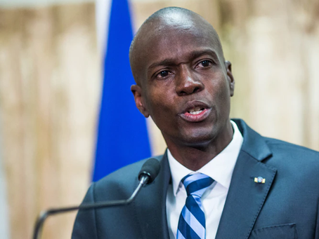 Haitian president was calling for help on the phone when assassinated