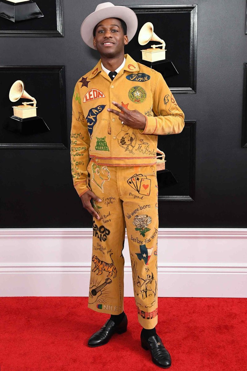 The top 12 best-dressed men at the #GRAMMYs