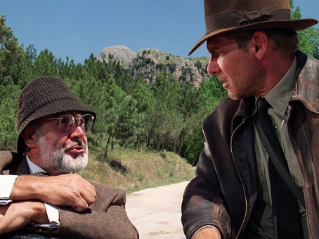 Sean Connery remembered by 'Indiana Jones' costar Harrison Ford