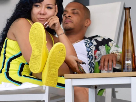 What in the world is going on with T.I. & Tiny?