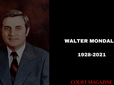 Former US vice president Walter Mondale dies at age 93