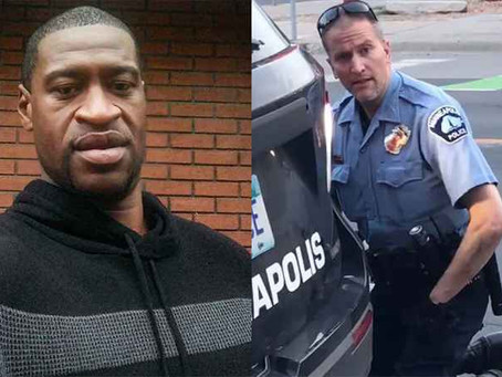 Former Minneapolis Police Officer charged with third-degree murder in death of George Floyd