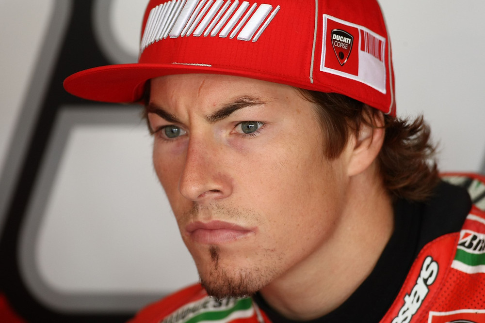 Motorcycle Racer Nicky Hayden Killed In Car Accident