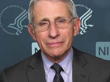 Personal Security Enhanced for Dr. Anthony Fauci After Online Threats