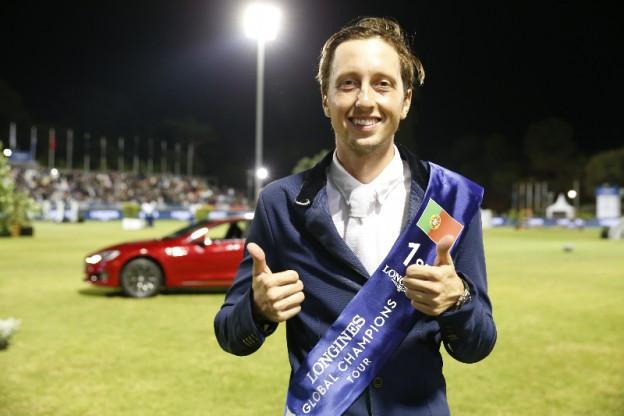 Martin Fuchs for the win in Cascais