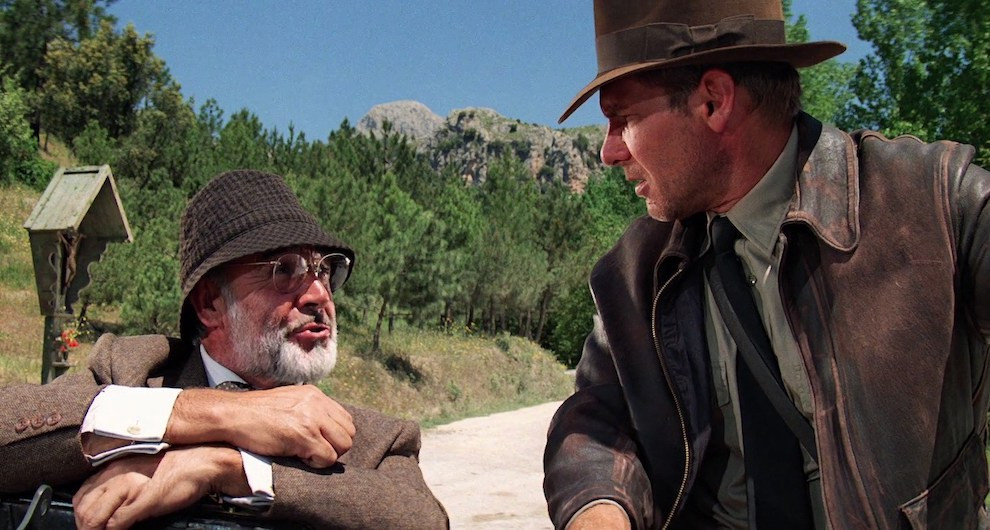 Sean Connery remembered by Indiana Jones costar Harrison Ford