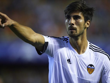 The Internet Applauds Andre Gomes Move to Barcelona