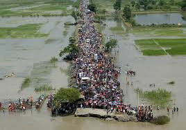 40 million without food and clean water 1,200 dead Nepal, Bangladesh