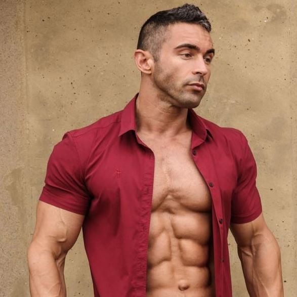 James Alexander-Ellis Fitness Top Fitness Expert 2019