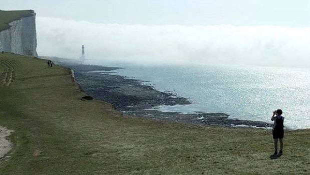Mysterious Chemical Haze in UK Coast