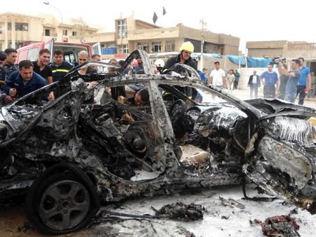 More Casualties in Suicide bombings