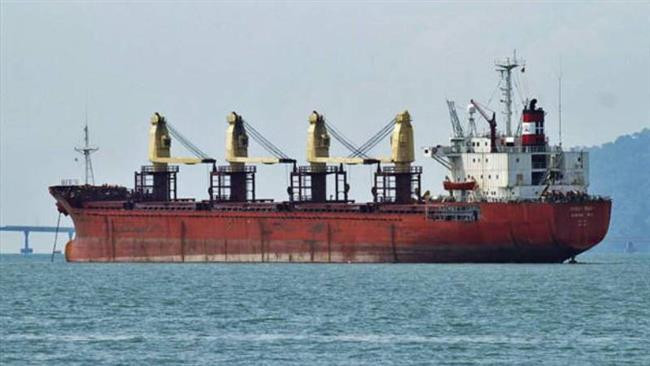 South Korean cargo ship disappears in South Atlantic  | World News
