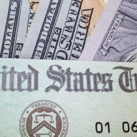 Check your Stimulus check status