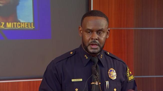 Joshua Brown Murder, Dallas Police