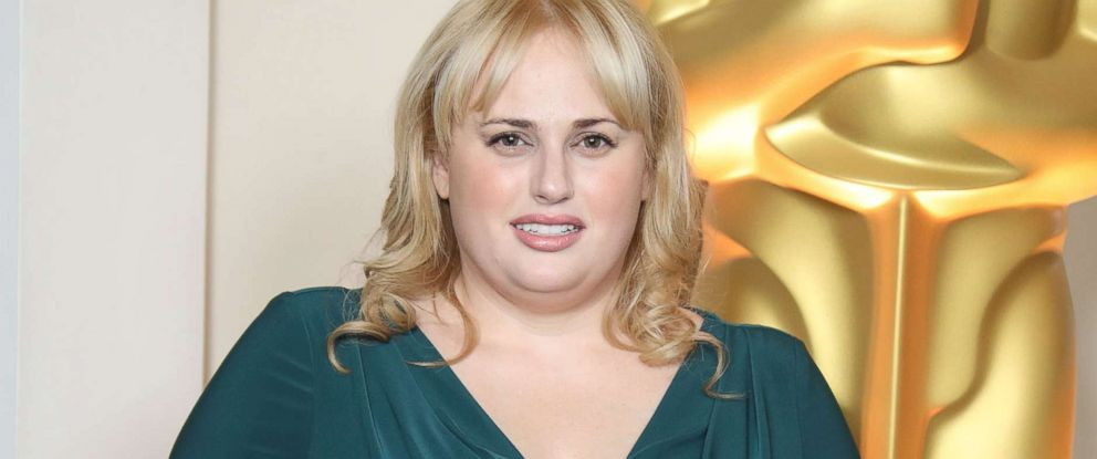 "Rebel Wilson's ""first-ever"" plus-sized comment backlashes"