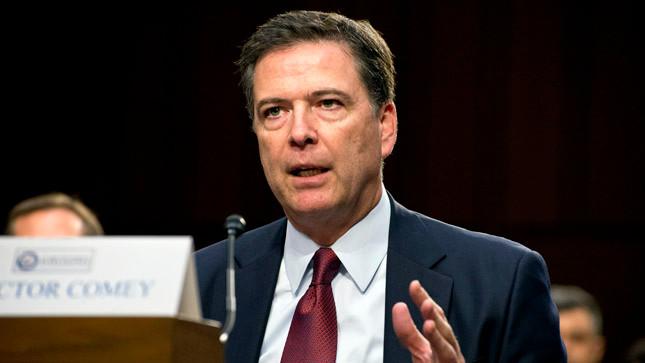James Comey, FBI, FIRIN, Donald Trump, White House, News, LEGEND