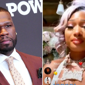 50 CENT ISSUES APOLOGY FOR MOCKING MEG THEE STALLIONS SHOOTING