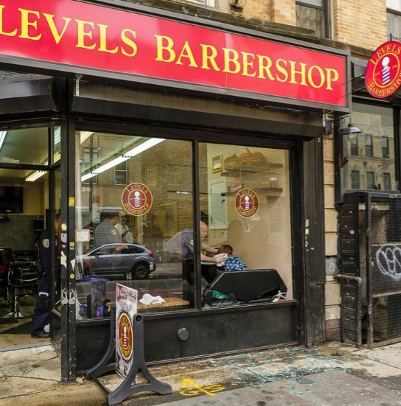 Haircut in Brooklyn ends with a barber tossing client through a window